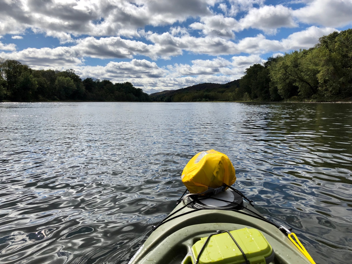 Where can I kayak in the Delaware Valley under COVID-19?